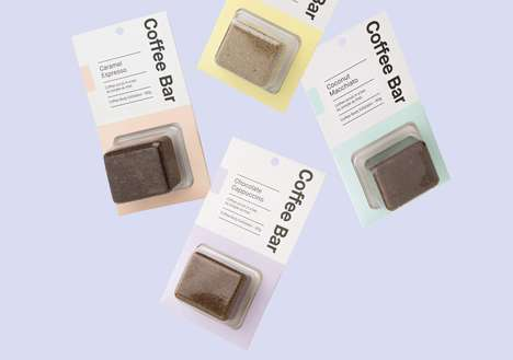 Solid Coffee Scrubs
