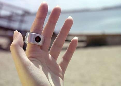 4K Video-Recording Camera Rings
