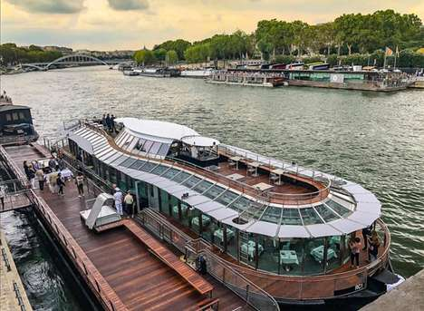 Floating French Eateries