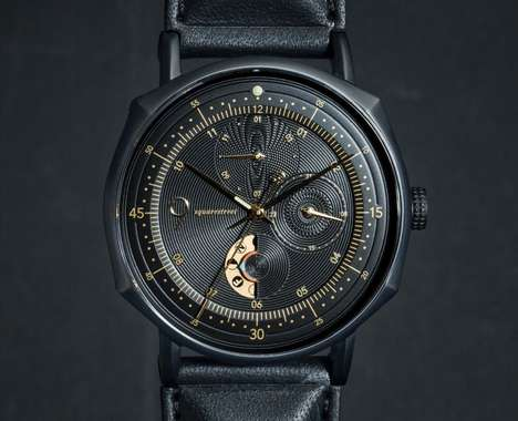 Neo-Traditional Timepieces