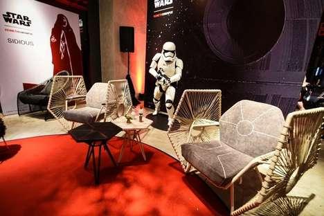 Intergalactic Franchise Furniture