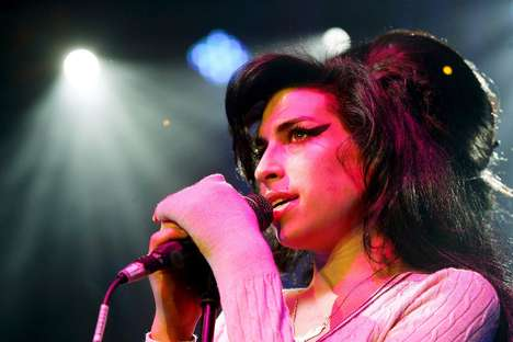 Charitable Hologram Tours - An Amy Winehouse Hologram Tour Will Tour the World in 2019