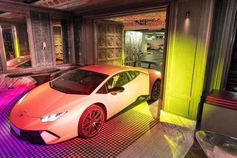 Drive-In Nightclubs