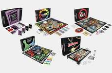 Millennial-Targeted Board Games - These New Hasbro Board Games Modernize Classic Titles