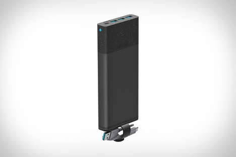 Multi-Day Device Chargers - The Nimble 10-Day Portable Charger Offers 10 Additional Charges