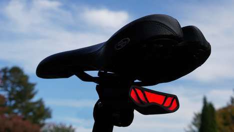 Automated Illumination Bike Lights