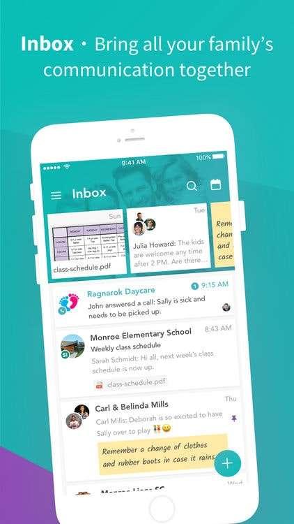 Efficient Familial Communication Platforms