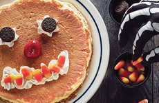 Spooky Free Pancake Promotions