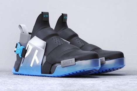 Modern Modular Sneaker Designs