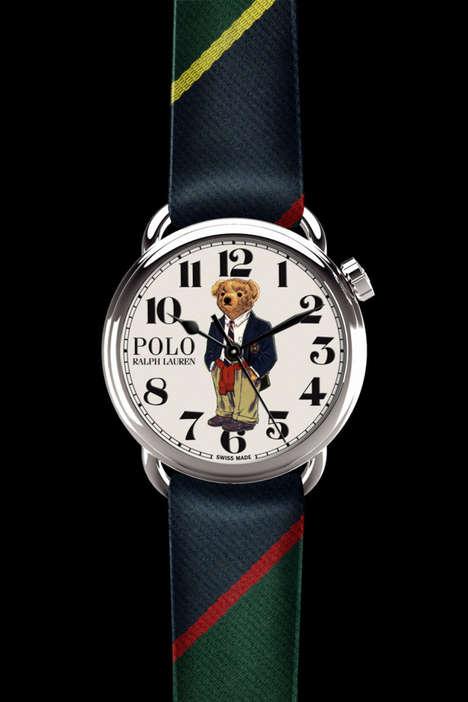 Celebratory Mascot Watches