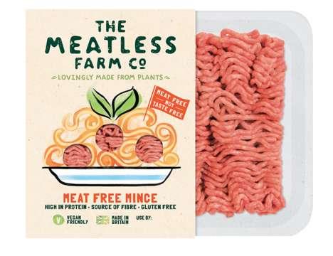 Meatless Mince Alternatives