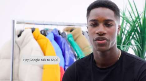 Voice Assistant Shopping Guides - ASOS' Smart Speaker Shopping Experience Shares New Fashion Styles