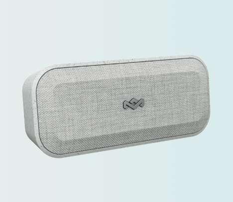 Minimalist  Portable Waterproof Speakers