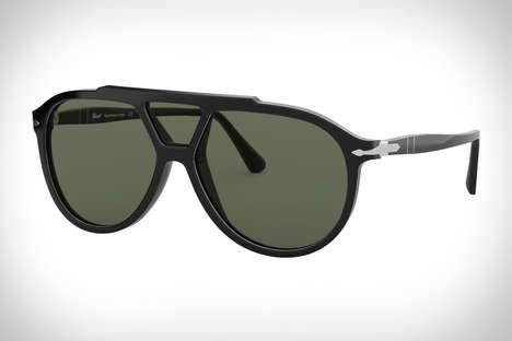 Triple-Lens Sunglasses