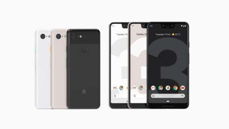Revolutionary Smart Assistant Phones - Google's Pixel 3 and Pixel 3 XL are Available for Pre-Order