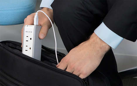 Mobile Multi-Device Chargers