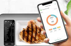 App-Connected Kitchen Scales