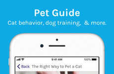 All-In-One Pet Apps - ScritchSpot Offers a Wealth of Fun and Useful Resources for Pet Parents