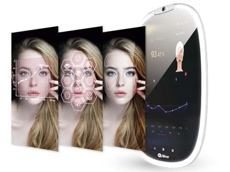 AI Beauty Retail Mirrors