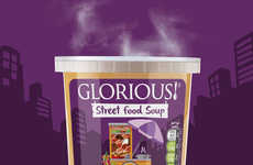 Street Food Soups - Glorious' Soup Range Explores Globally Inspired Flavors