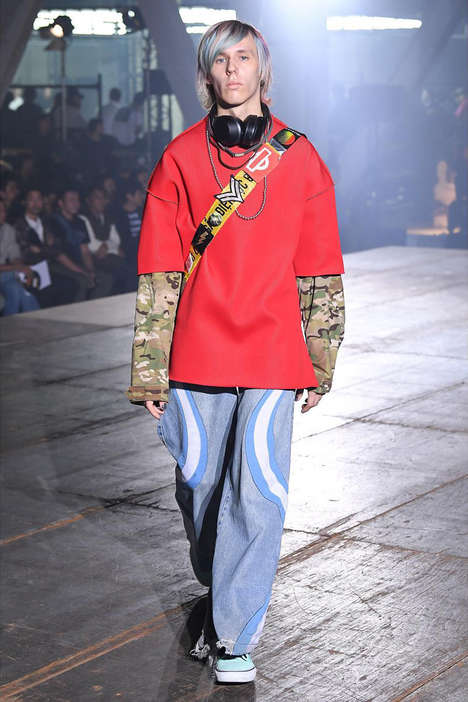 Artistic Maximalist Fashion Shows