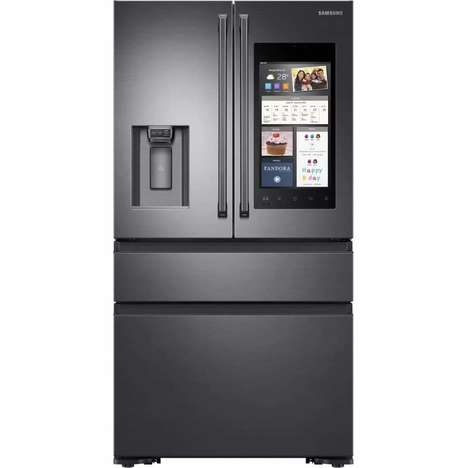 Demure Smart Home Refrigerators