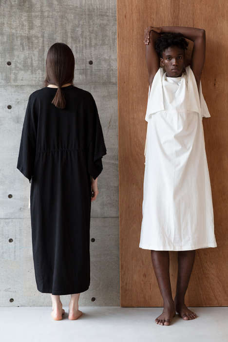 Genderless Relaxed Fashion