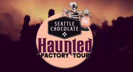 Haunted Chocolate Factory Tours