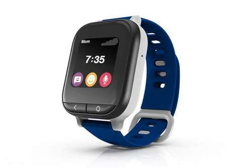 Location-Tracking Child Smartwatches