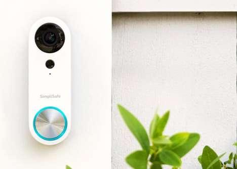 Smart Human-Detecting Doorbells