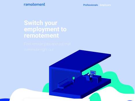 Remote Job-Only Platforms - 'Remotement' Offers Access to the Best Remote Opportunities
