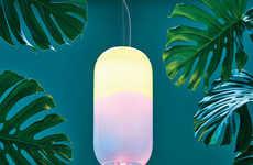 Plant-Sustaining Lamp Designs