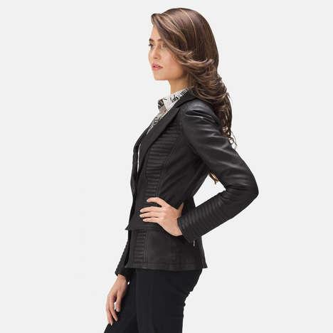 Luxurious Custom-Made Leather Jackets