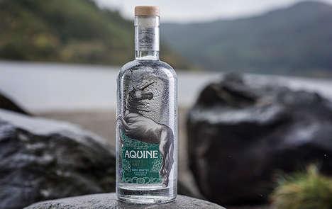 Sophisticated Unicorn Gin Spirits