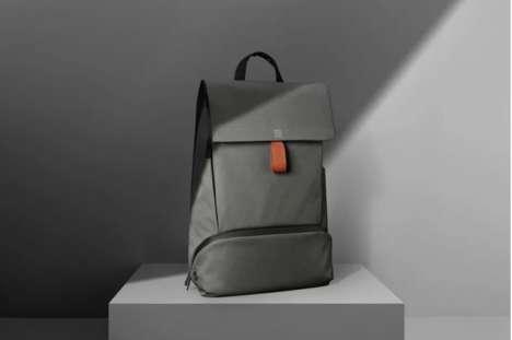 Organizational Minimalist Backpacks