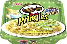 Potato Chip-Flavored Ramens