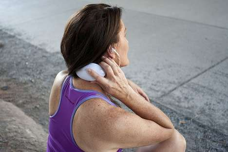 Portable Natural Cooling Devices - The Menopod Brings a Solution for Hot Flashes to Consumers