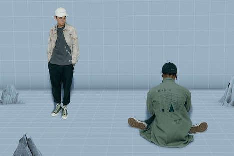 Inaugural Utopian Streetwear Capsules