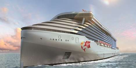 Virgin Voyages is a New Luxury Cruise Ship for Adults Only