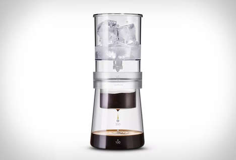 Ultra-Slow Brew Coffee Makers