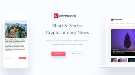 Cryptocurrency News Aggregator Platforms