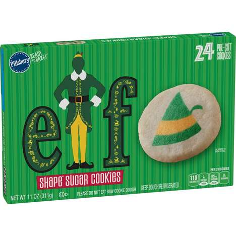 Movie Character Sugar Cookies