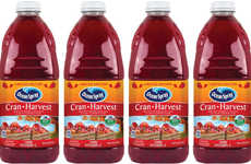 Autumnal Flavor Cranberry Juices