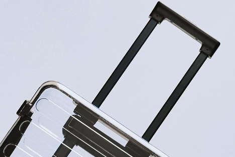 Shoe-Centric Replica Luggage