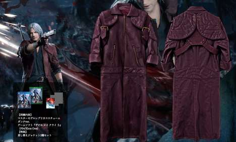Cosplay-Inspired Game Releases - The 'Devil May Cry 5' 'Ultra Limited Edition' Costs $8,600