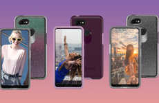 Sleek Protective Smartphone Cases