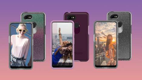 Sleek Protective Smartphone Cases