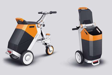 Gear-Toting Tricycles