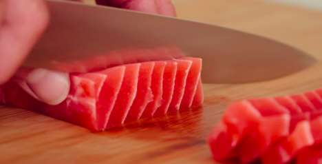 Vegan-Friendly Sashimi Substitutes
