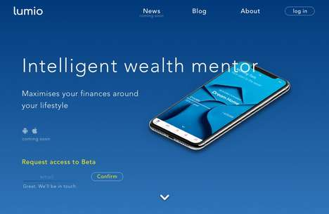 Financial Wealth Guidance Platforms